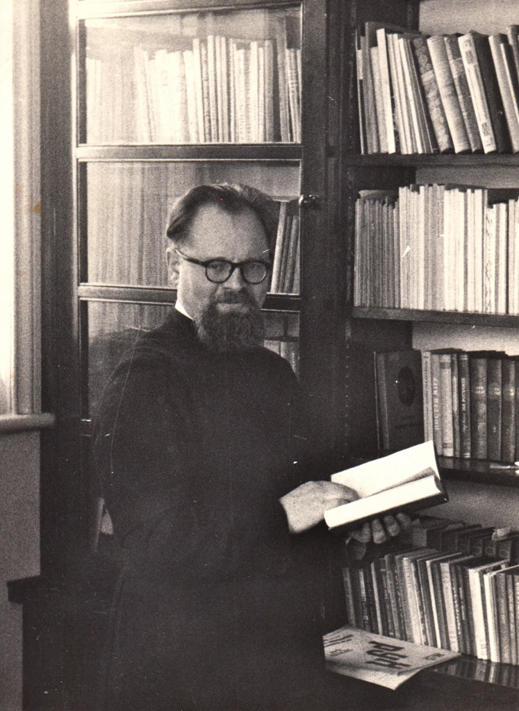 Ceslaus Sepovich - photo from the collection of Belarusian Library and Museum