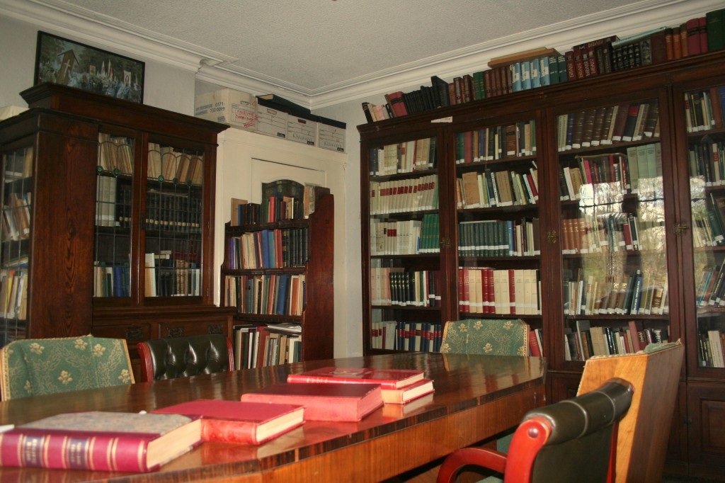 One of Library rooms