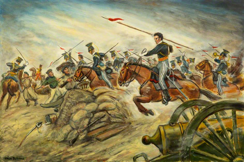Charge of the Light Brigade - Jack Sullivan