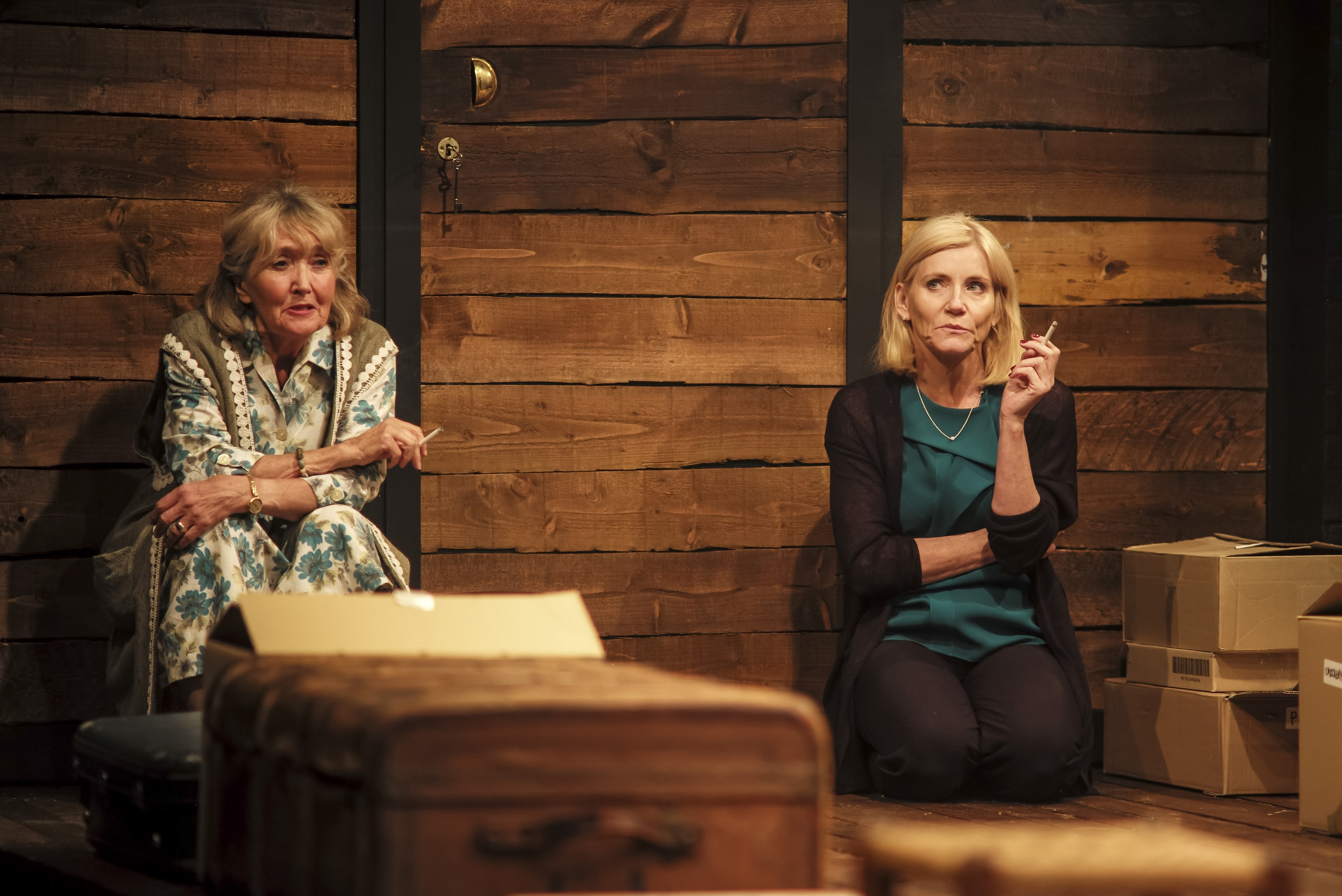 "Past never dies in ""Kindertransport"" at Chickenshed 